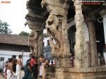 Entrance of Sree Padmanabhaswamy temple