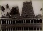 c.1890's PHOTO INDIA MADURAMeenakshi Amman Temple